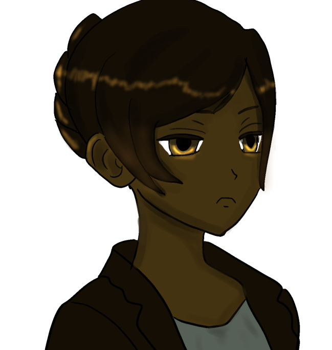 Character Design: Nombeko